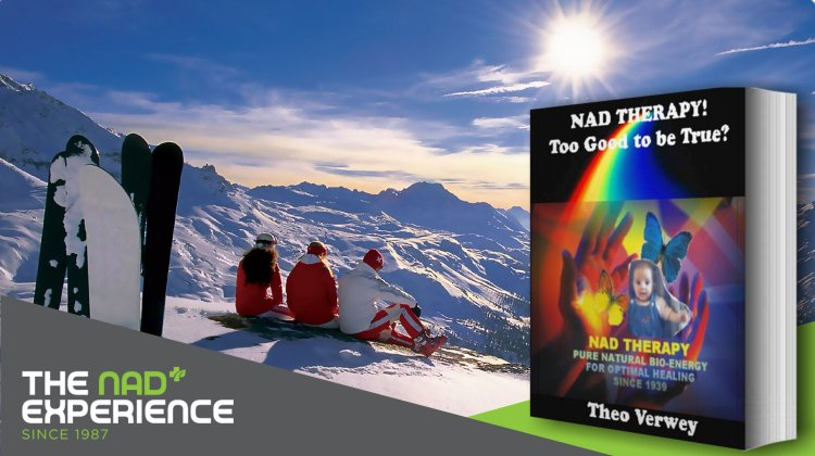 3 Normal Energy Metabolic Production: the Goal of NAD Therapy