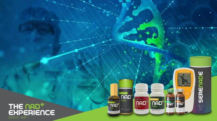 Beneficial Effects Originate from NAD+